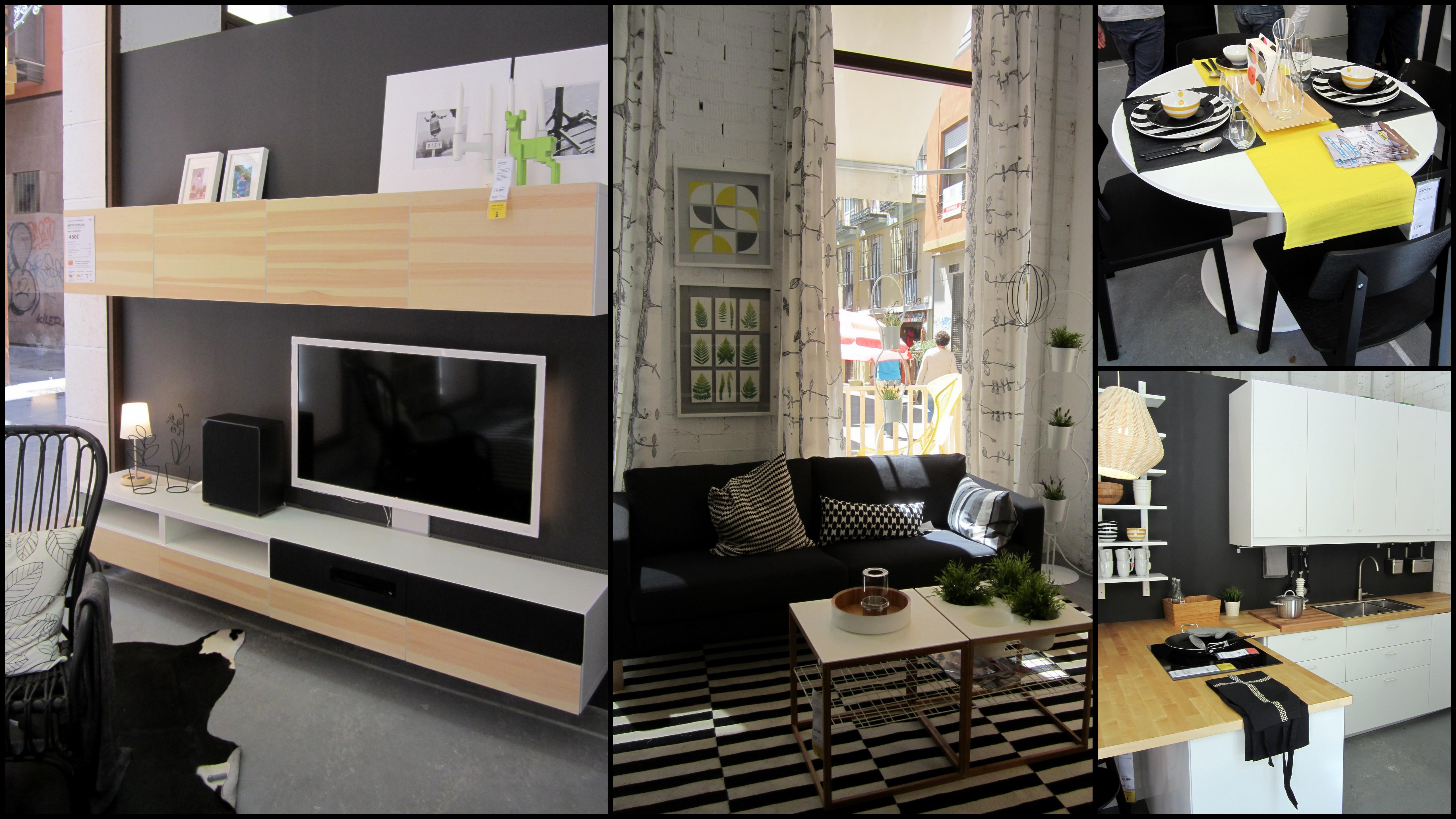 Casas Decoradas Con Ikea Gallery Of Decoracion Ikea Facilisimo Una